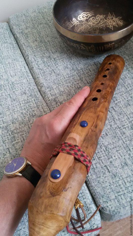 Окарина ручной работы, Флейта индейцев. Пимак. Флейта любви. Лесная Флейта.