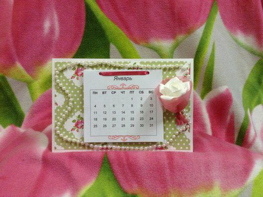 Календари ручной работы. Ярмарка Мастеров - ручная работа. Купить Календарь. Handmade. Календарь, ручная работа, ручная работа handmade