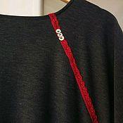 Одежда ручной работы. Ярмарка Мастеров - ручная работа Сумасшедшее бохо платье. Handmade.