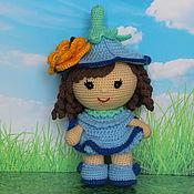 handmade. Livemaster - original item Doll: baby in a Bell suit. Handmade.