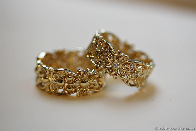 так винтажные обручальные кольца фото написана