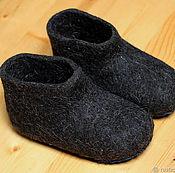 Обувь ручной работы. Ярмарка Мастеров - ручная работа Чуни домашние. Handmade.