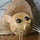 Элементы интерьера ручной работы. Вот такая кошка. Дмитрий Залётов изделия из дерева. Ярмарка Мастеров. Необычная игрушка, Дуб