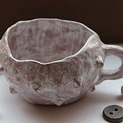 Посуда ручной работы. Ярмарка Мастеров - ручная работа Чашка Печенье с Молоком. Handmade.