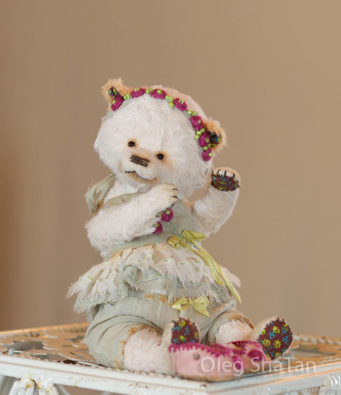 Bear teddy Aya, Teddy Bears, Moscow,  Фото №1