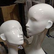Манекены ручной работы. Ярмарка Мастеров - ручная работа Манекены: головы. Handmade.