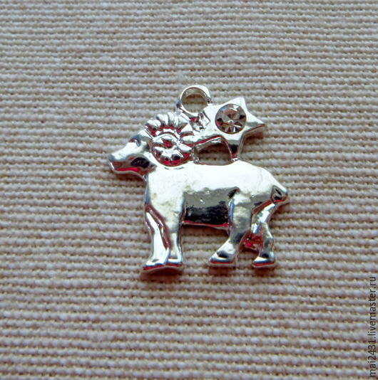 Подвеска овен, знак зодиака