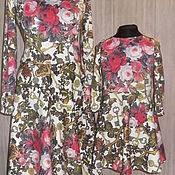 Одежда ручной работы. Ярмарка Мастеров - ручная работа Мама и дочка. Handmade.