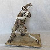 Куклы и игрушки ручной работы. Ярмарка Мастеров - ручная работа Бумажное танго. Handmade.