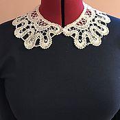 Collars handmade. Livemaster - original item lace collar. Handmade.