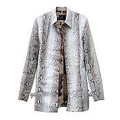 Одежда handmade. Livemaster - original item Cloak from Python JENLOZ. Handmade.