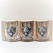 Сувениры и подарки handmade. Livemaster - original item A set of stacks for three