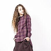 """Одежда ручной работы. Ярмарка Мастеров - ручная работа Блузка """"СТИВ"""". Handmade."""