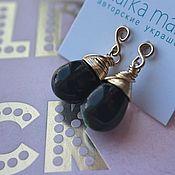 Украшения handmade. Livemaster - original item Stud-earrings