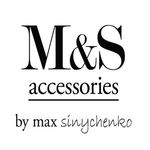 M&S accessories by max sinychenko - Ярмарка Мастеров - ручная работа, handmade