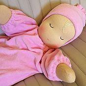 Куклы и игрушки ручной работы. Ярмарка Мастеров - ручная работа Кукла-грелка. Handmade.