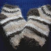 Аксессуары handmade. Livemaster - original item Teen-age short knitted socks. Handmade.