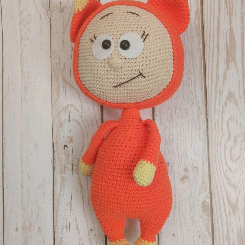Бонни в костюме лисички, Мягкие игрушки, Самара,  Фото №1