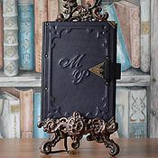 Канцелярские товары handmade. Livemaster - original item Personal Notebook. Handmade.