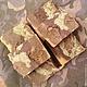 Мыло ручной работы. Ярмарка Мастеров - ручная работа. Купить Мыло свежая Мята, глина Рассул и Аюрведические травы. Handmade.