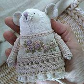 Куклы и пупсы ручной работы. Ярмарка Мастеров - ручная работа Мышонок. Handmade.