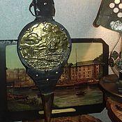 Винтажные предметы интерьера ручной работы. Ярмарка Мастеров - ручная работа Старинные меха для камина. Handmade.
