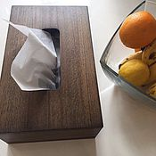 Для дома и интерьера handmade. Livemaster - original item Napkin holder made of solid beech wood. Handmade.