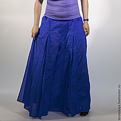 Одежда ручной работы. Ярмарка Мастеров - ручная работа Брюки-юбка  Йонагуни. Handmade.