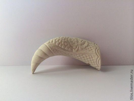 Декоративная посуда ручной работы. Ярмарка Мастеров - ручная работа. Купить Керамический рог изобилия. Handmade. Керамика, посуда из глины
