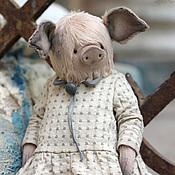 Куклы и игрушки ручной работы. Ярмарка Мастеров - ручная работа Жоржетта. Handmade.