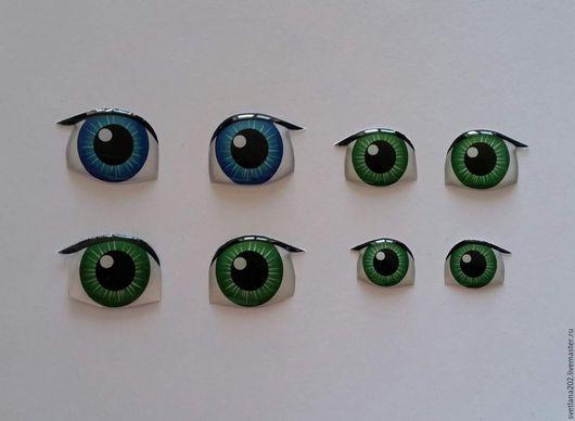Глазки Н1. Размеры 14,18,22,24мм