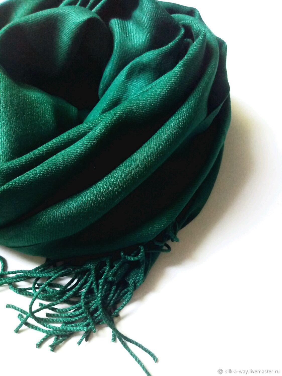 Палантин дармутский зеленый, Палантины, Москва,  Фото №1