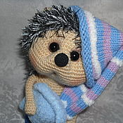 Куклы и игрушки handmade. Livemaster - original item Hedgehog Pillow. Handmade.