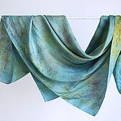Аксессуары handmade. Livemaster - original item Satin handkerchief