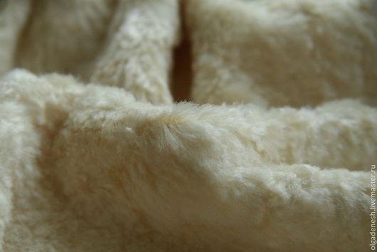 Куклы и игрушки ручной работы. Ярмарка Мастеров - ручная работа. Купить Японский шелк для Тедди, 10 мм. Handmade. Белый