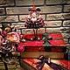 Новый год 2017 ручной работы. Ярмарка Мастеров - ручная работа. Купить Елка-Соня. Handmade. Елка новогодняя, новый год 2015