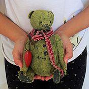 Куклы и игрушки ручной работы. Ярмарка Мастеров - ручная работа Мишка тедди Гордей. Handmade.