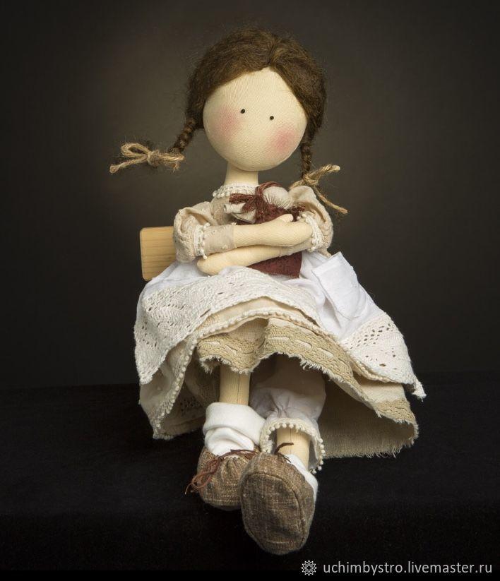 Набор для шитья «Эко-Кукла Варенька», Выкройки, Москва, Фото №1