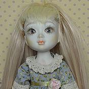 """Шарнирная кукла ручной работы. Ярмарка Мастеров - ручная работа Шарнирная кукла """"Полли"""". Handmade."""