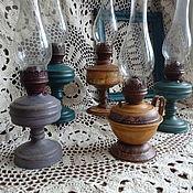Настольные лампы ручной работы. Ярмарка Мастеров - ручная работа Интерьерный подарок - Керосиновая лампа (винтаж). Handmade.