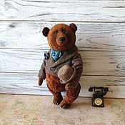 Куклы и игрушки ручной работы. Ярмарка Мастеров - ручная работа Сэр Самуэль. Handmade.