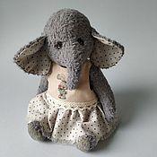 Мишки Тедди ручной работы. Ярмарка Мастеров - ручная работа Слоник. Handmade.