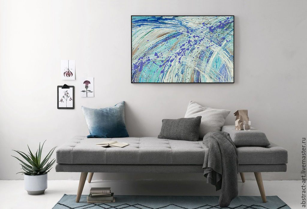 Rill buy abstract paintings contemporary art paintings for Artworks for sale online
