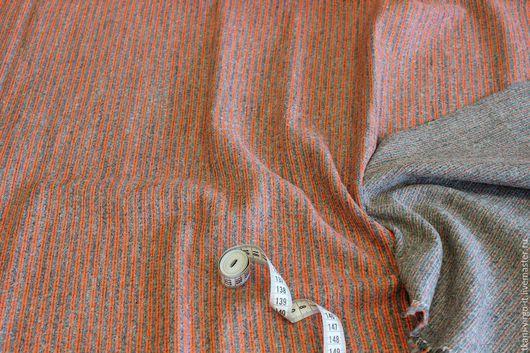 Шитье ручной работы. Ярмарка Мастеров - ручная работа. Купить Отрез  1,06 м.  Пальтово-костюмная ткань. Handmade.