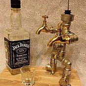 Сувениры и подарки handmade. Livemaster - original item Gift to man. Whiskey dispenser. Handmade.