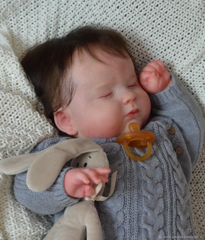 Малыш из молда Джозеф (Joseph by Denise Pratt), Куклы Reborn, Омск,  Фото №1