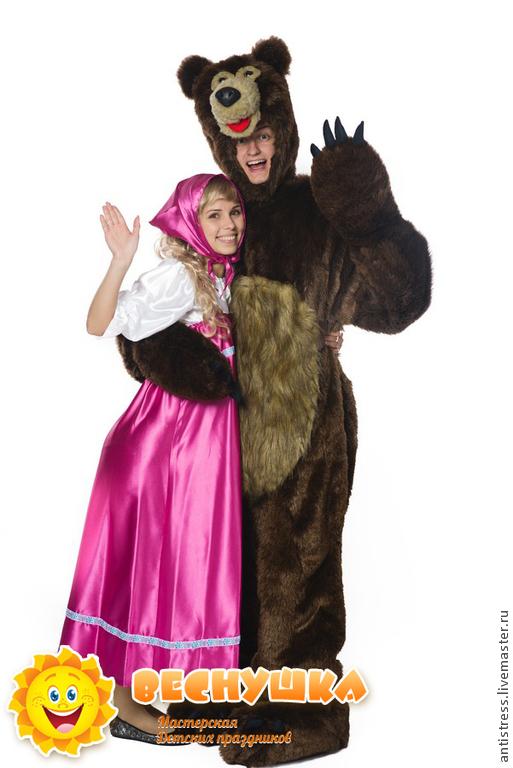 Миша-медведь.