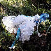 Куклы и игрушки ручной работы. Ярмарка Мастеров - ручная работа Шарнирная кукла Эмили. Handmade.