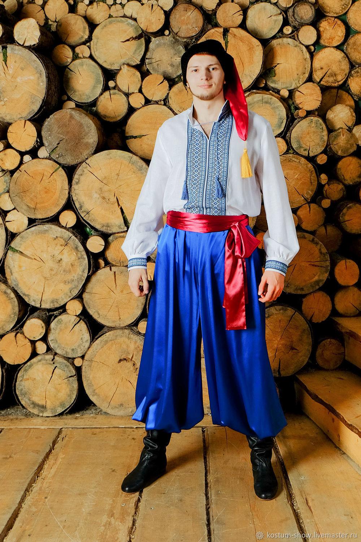 Арт. 1157, Народные костюмы, Москва,  Фото №1
