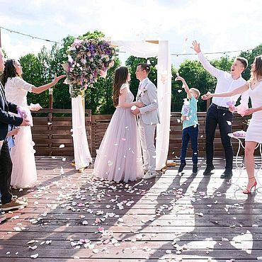 Свадебный салон ручной работы. Ярмарка Мастеров - ручная работа Оформление свадьбы в лавандовом цвете. Стиль прованс. Handmade.